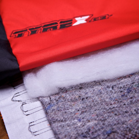 Tyre-warmers-TYREX-layers-material